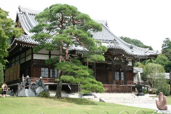 Hanno, Japan: 能仁寺本堂