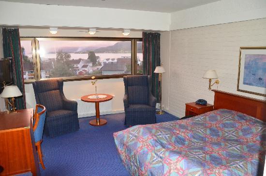 Hemne Hotell: Room