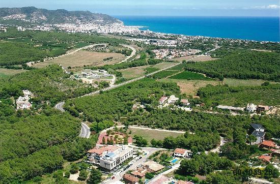 Hotel Desitges: A poca distancia de Sitges