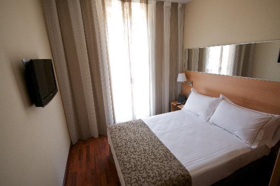 Hotel Desitges: Habitación Individual