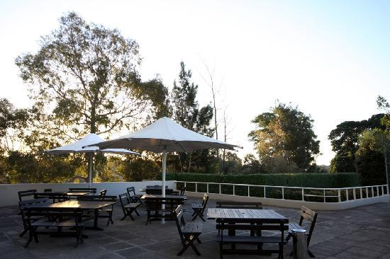 Mercure Sydney Parramatta: Terrace