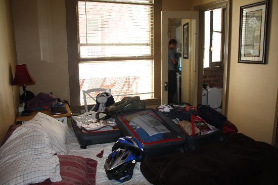 Halcyon Hotel: Habitación