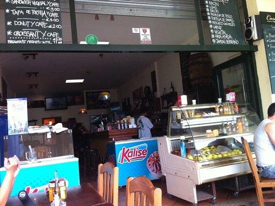 Casa Luis: Best value tapas in Costa teguise