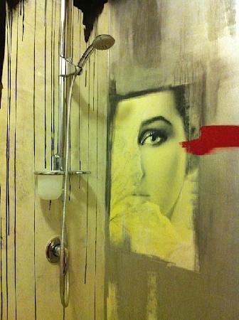 B&B Osteria Cattaneo: Wet room
