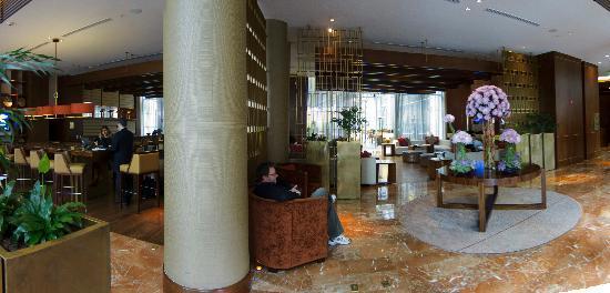 JW Marriott Hotel Bogota: JW Marriott Bogota Lounge