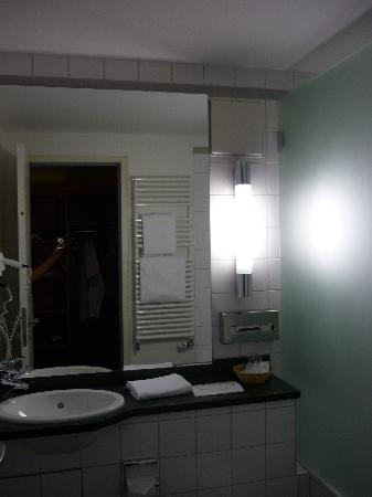 Parkhotel im Lehel: Bathroom