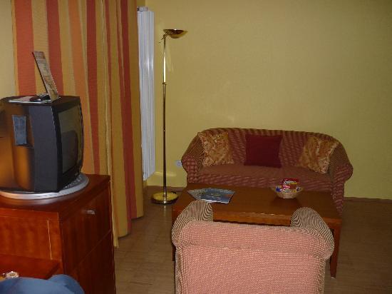 Parkhotel im Lehel: Lounge