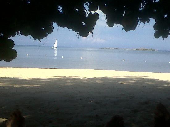 Grand Bahia Principe La Romana: La playa