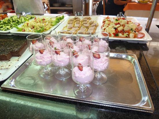 Aparthotel Costa Encantada: dessert