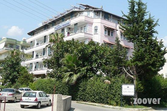Alanya Princess Suite Hotel: Hotel Alanya Princess