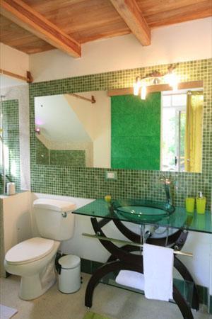 Principe del Pacifico: Green apartment