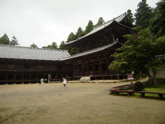 Himeji, Japan: 大講堂(だいこうどう)