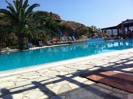 Alma Hotel: the pool