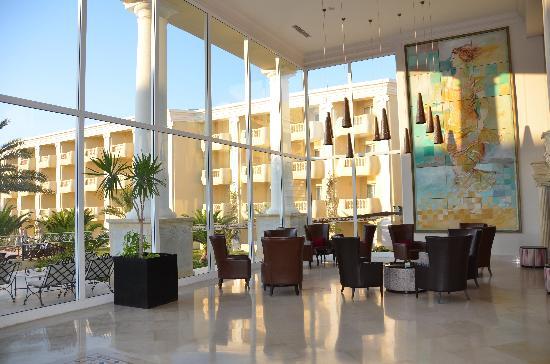 Royal Thalassa Monastir : intérieur hotel
