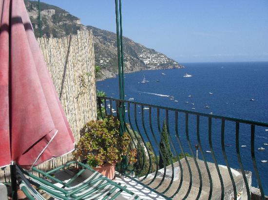 Pensione Maria Luisa - Amalfi Coast: vista dalla camera con terrazza