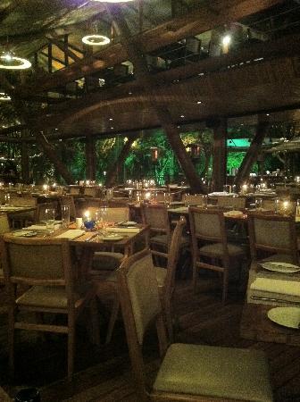 Praca Sao Lourenco: Foto del Restaurante