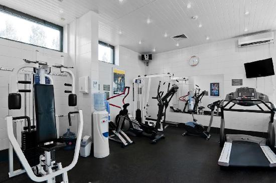 Holiday Inn Moscow Vinogradovo : Mini gym