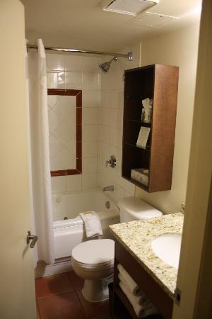 Whistler Peak Lodge: Bathroom