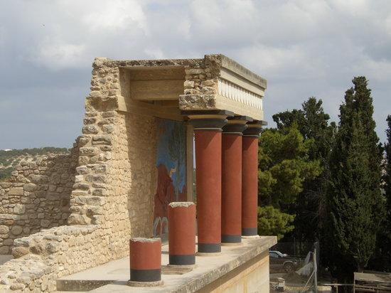 أتريون هوتل: Palazzo di Knosso