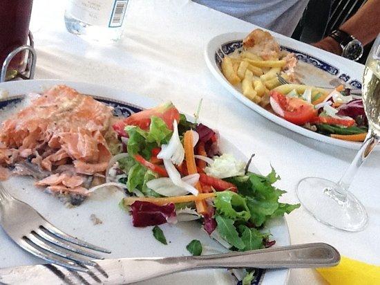 Restaurant Robert : comida