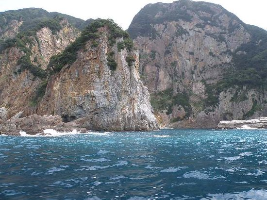 Dogashima Cave Excursion Boat