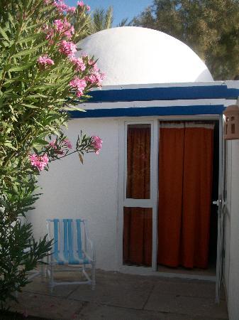 Club Marmara Yasmine: bungalow avec patio