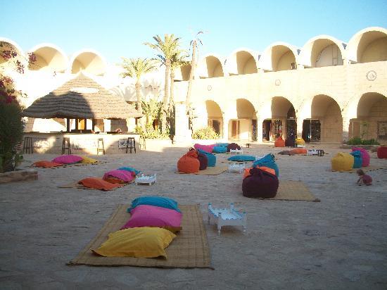 Club Marmara Yasmine: place