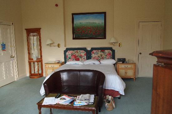 Kitley House Hotel: The Hubbard Suite - suitable for the disabled