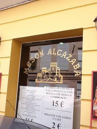 Restaurante Alcazabar
