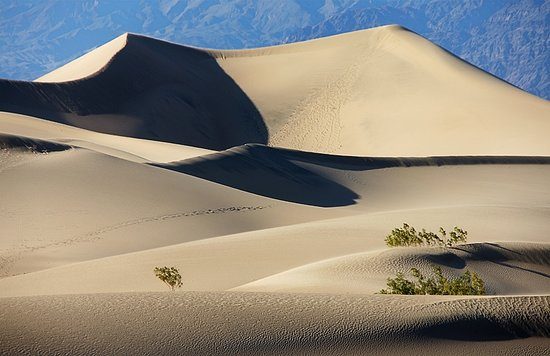 Death Valley National Park, Kaliforniya: Mesquite Flat Sand Dunes