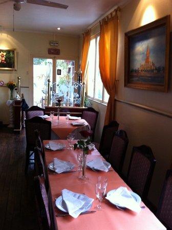 Cergy, France: Salle de restaurant/Inside restaurant