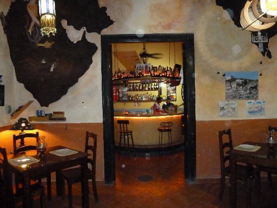 Casa Peon: Blick auf die Bar