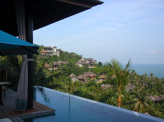Four Seasons Resort Koh Samui Thailand: The View from Villa