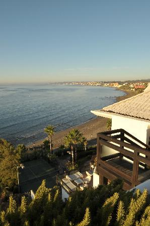 H10 Estepona Palace: View from room 672