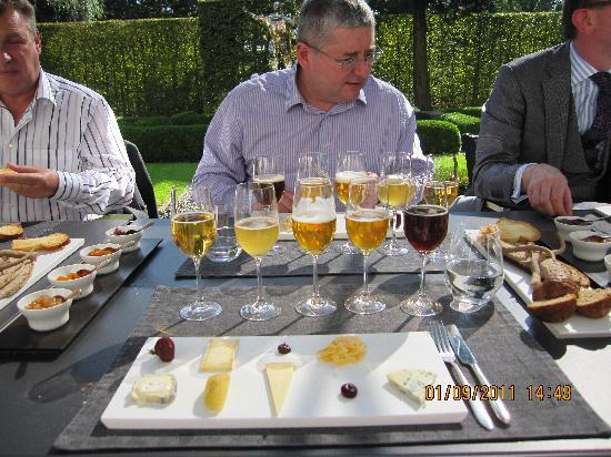 Pastorale: Cheese Course