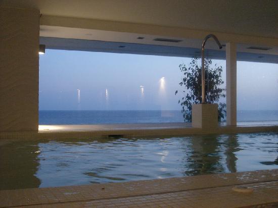 Villa Del Mar Hotel : Zona spa, espectacular