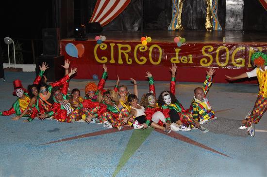 Pisciotta, Italie : Il Circo dei Sogni