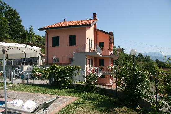 Aulla, อิตาลี: Main building