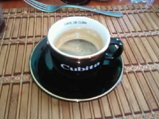 Qubano: Did I mention great cuban coffee?