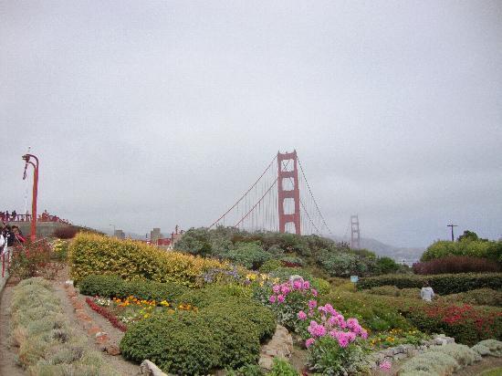 สะพานโกลเดนเกท: S.Francisco - Golden Bridge