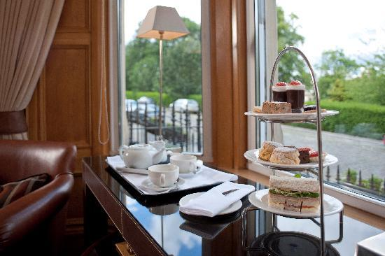 Channings Hotel : Afternoon Tea at Channings