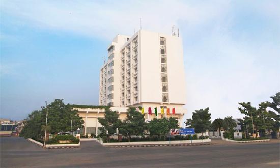Comfort Inn Marina Towers: hotel1