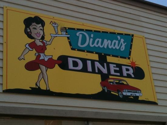 Saint James, MO: Diana's Diner, St.James, MO