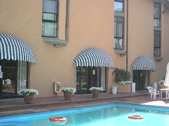 Hotel Hermitage : Piscina 2