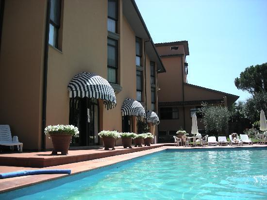 Hotel Hermitage : Piscina 3