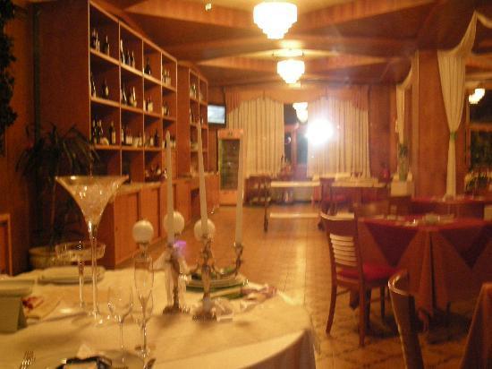 Hotel Hermitage : Sala ristorante e colazione