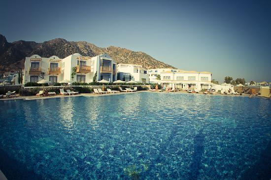 Mitsis Blue Domes Resort & Spa: bungalows