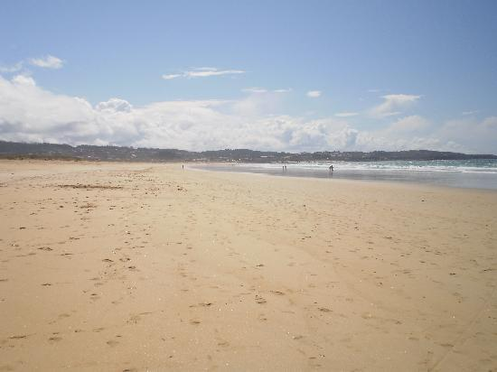 O Grove, Espagne : Playa de La Lanzada