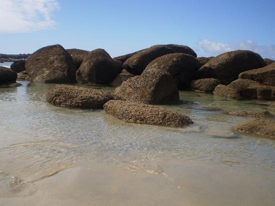 Playa A Lanzada: La Lanzada