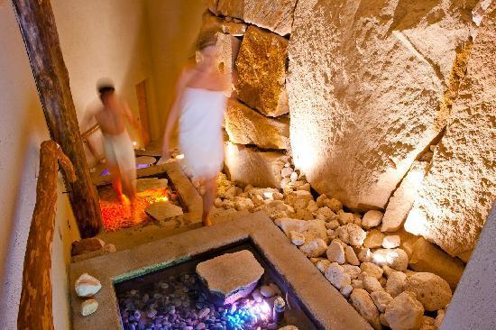 Cyprianerhof Dolomit Resort: Hotel Cyprianerhof - Kneip